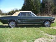 1966 Ford Mustang Ford Mustang Base